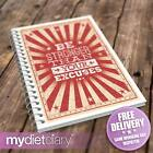 SLIMMING WORLD COMPATIBLE DIARY - Be Stronger (S028W) 12wk weight loss diet