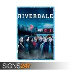 RIVERDALE (ZZ060)  MOVIE POSTER Photo Picture Poster Print Art A0 A1 A2 A3 A4
