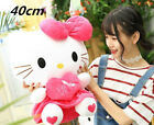 New Hello Kitty Plush Toys Cute Hug Heart Pillow Dolls For Kids Baby Girl Gifts