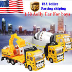 Toys for Boys Truck Toy Kids Construction Vehicles Cool Xmas Toys Gift USA Stock