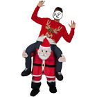 Carry Funny Christmas Party Me Mascot Costume Dwarf Fancy Piggy Ride On Dress