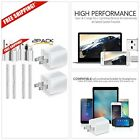 Usb Cable Charger 2 Pack 10 Feet+2 USB Adapters 5W Compatible With IOS Android
