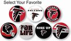 "Atlanta Falcons NFL Pin Pinback Button 1 .25"" Collectible Novelty Hat Accessory on eBay"
