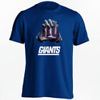 New York Giants T-Shirt - NFL Gloves Design Shirt for S-5XL on eBay