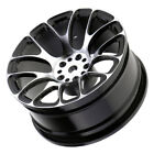 1/10 RC Car Wheel Hubs Rims for HSP 94123 94122 Henglong 3851-1 Accessory
