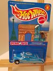 Hot Wheels Special Edition Otter Pops Passion Louie Bloo 1949 Mercury Coupe Blue