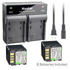 Kastar Battery AC Rapid Charger for JVC BN-VF714 & GZ-MG70 GZ-MG70AA GZ-MG70E