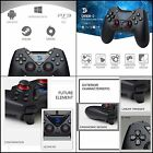 Gamepad Gaming Controller Wired USB for Playstation 3 PC Windows XP 7 8 10 BLACK