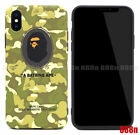 A Bathing Ape Bape Card Gold Members Case For iPhone XS MAX XR X 8 7 Plus 6S 6