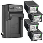 Kastar Battery Wall Charger for Canon BP-828 BP-820 & Canon XA15 Video Camera