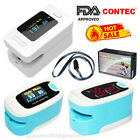 Внешний вид - USA,Finger Pulse Oximeter SPO2 Sensor Pulse Heart Rate Blood Oxygen Monitor,FDA