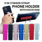 Finger Grip Strap Phone Holder And Stand for Mobile Phone iPhone iPad Tablet