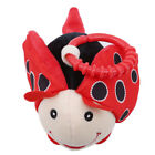 Ladybug Bee Crib Hanging Rattle Toy Plush Ringing Bell Pacified Rattle one