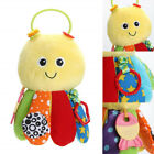Bee Tortoise Hanging Strawberry Fish Pendant Rattle Pacified for Toddlers N7
