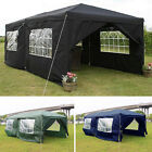 3x6m Garden Pop Up Gazebo Outdoor Party Tent Waterproof Marquee With Carry Bag