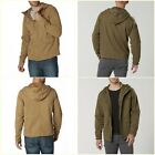 Route 66 Men's Hooded 4 Pocket Military Jacket. Tan or Olive Green, NWT