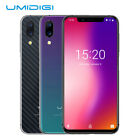 "Umidigi One 5.9"" Smartphone Android 8.1 4gb 32gb Dual Sim Fingerprint 4g Phone"