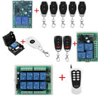 1000M DC 12V 8CH Channels Relay RF Switch Remote Control Transmitter + Receiver