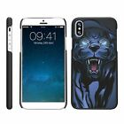 For Apple iPhone XS Hard Fitted 2 Piece Snap On Case Black