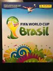 World Cup, Copa America Soccer Empty Panini Stickers Albums - Pick what you need