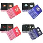 Football Club Supporter Gift Set Fan Tin Wallet Adult Socks Badge Crest Official