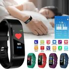 Fitness Smart Watch Activity Tracker Health Android iOS Heart Rate Monitor IP67