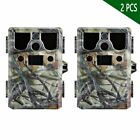 LOT1-10  8-in-1 Multifunction Trail Hunting Camera Game Cam 12MP 1080P Video MAGame & Trail Cameras - 52505
