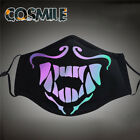 LOL League of Legends K/DA Kda Akali Assassin Cosplay S8 Face Mask Night Lights