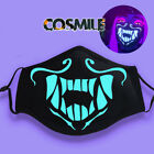 Внешний вид - LOL League of Legends K/DA Kda Akali Assassin Cosplay S8 Face Mask Night Lights
