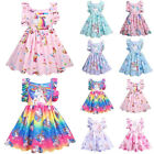 Girl Lol Surprise Doll Princess Dress Girls Party Birthday Holiday Dress
