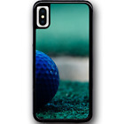 Phone Case Cover For iPhone XS - Golf Ball Hole Y00862