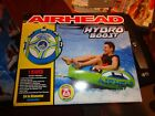 "54"" Airhead Hydro Boost 1 Person Towable Tube Inflatable Rider Water Sports Raft"