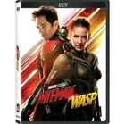 Ant-Man & The Wasp DVD New & Sealed Free first class shipping 2  to 3 days