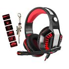 Pro Gaming Headset for PC PS4 Xbox One with Mic Over-Ear Headphones for Lapto...