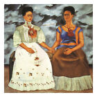 HD Canvas Painted Painting home decor The Two Fridas Kahlo Frida#547Multi Sizes
