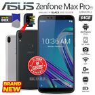 New&Sealed Factory Unlocked ASUS Zenfone Max Pro (M1) ZB602KL Black Silver Phone