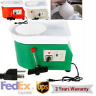 350W 25CM Electric Pottery Wheel Machine For Ceramic Work Clay Art Craft image