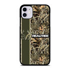 REALTREE CAMO LOGO iPhone 6/6S 7 8 Plus X/XS Max XR Case Cover