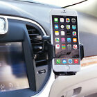 Car Air Vent Phone Holder Mount for Phone X XR XS MAX Samsung Galaxy NOTE 9 S9
