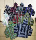 Внешний вид - ONE PIECE  KIDS 5-6 YEARS BAJA , HOODIE ,PONCHO , MEXICAN , CHOOSE COLOR ,