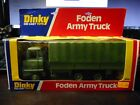 Dinky - Foden Army Truck