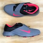 Nike TW '17 Tiger Woods Golf Shoes Grey Pink Punch Black [880955-003] Multi Size