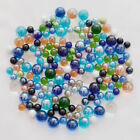 Mix Colors Glass Beads Marbles Kid Toy Fish Tank Decorate Chinese Checkers Beads