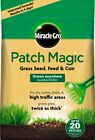 Miracle-Gro Patch Magic Grass Seed Feed and Coir Resealable Bag - 3.6KG