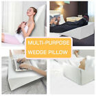 Memory Foam Wedge Pillow System Comfort Sleep Adjustable Bed Back Lumbar Support image