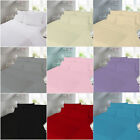 100% Brushed Cotton Flanlette Soft & Warm Extra Deep Fitted Sheet Double/King Sz image
