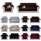 Reversible 1-4 Seats Sofa Couch Cover Pet Dogs Cats Kids Mat Furniture Protector