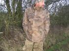 GALBRAITH CAMO WATERPROOF BREATHABLE HUNTING WATERFOWLING HEAD OVER SMOCK ANORAKJacket & Pant Sets - 177872