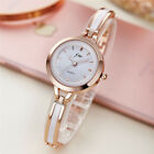 Fashion Rhinestone Watches Women Luxury Brand Stainless Steel Bracelet Watch image