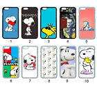 Peanuts Snoopy Van Gogh Birdy Case Cover For Samsung Galaxy / Apple iPhone iPod